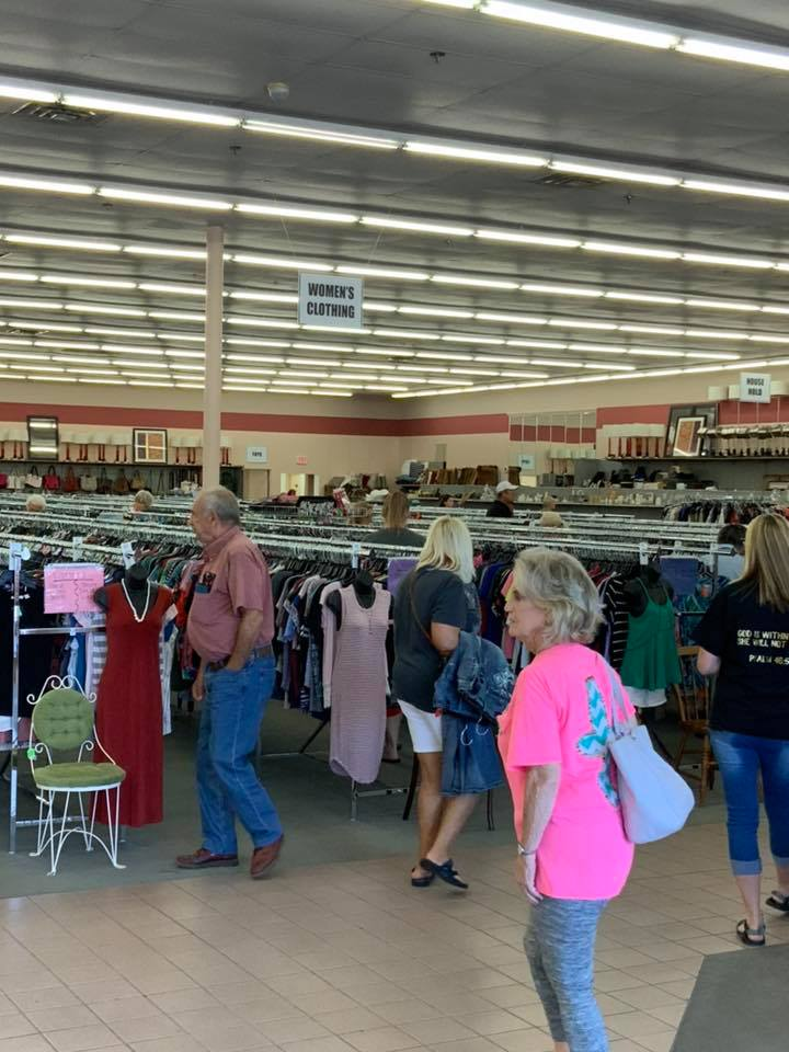 New Jacksonville, Alabama Thrift Store Open