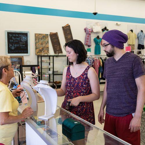 Volunteer Thrift Stores
