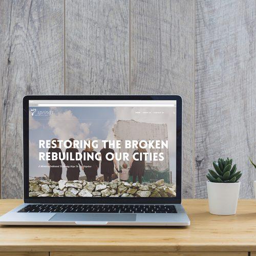 7 Spring Ministries Website